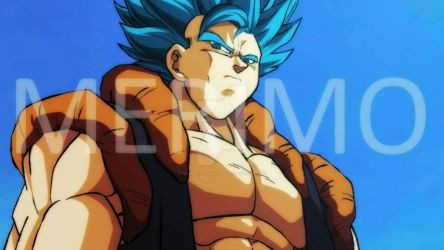 gogeta bue appear by merimo-animation