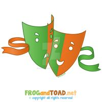 Masque - Mask FROGandTOAD by FROG-and-TOAD
