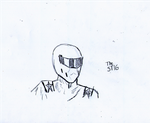 Stig by The-Mexican-Whovian