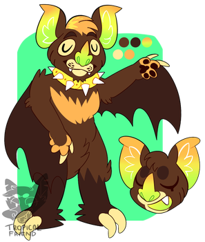 FlSHB0NES design trade! by californiacoyote
