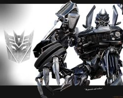 Transformers Wallpaper by Decepticon-Leader