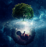 protect our mother earth by Lhianne