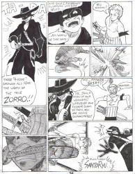 OPD pg 36: The Mark of Zorro by Garth2The2ndPower