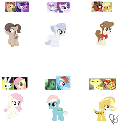 mlp ship adoptables: closed by lcgyzma1