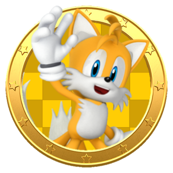 Tails Mario Party Icon by Koshi5