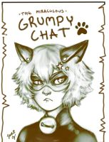 Grumpy Chat by JuditG