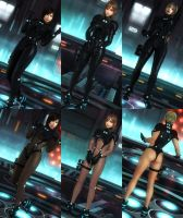 (RELEASE) GANTZ PACK by huchi001