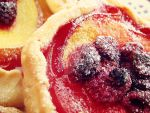 Peaches and Raspberry Galettes by EmotionalLadyy