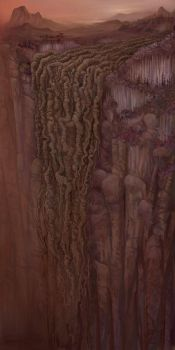 Root Falls by ursulav
