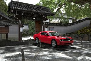 a challenger in kyoto 4 by JoshuaCordova