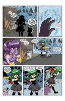 Ah Heck!! The Angel Chronicles Web Page 94 by MaryBellamy