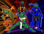 TMNTLanterns by AdamTupper
