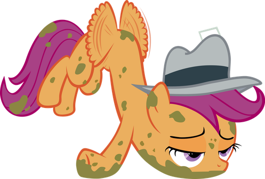 Scootamud by cthulhuandyou