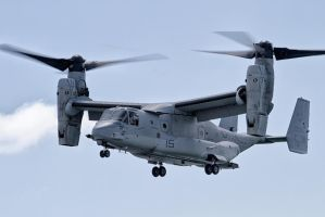 MV-22 Osprey by galactica1actual