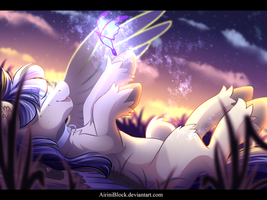 Finished YCH \74\ by AiriniBlock