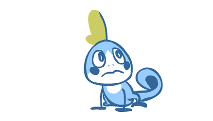 Sobble BOOP! by RTJGSketch