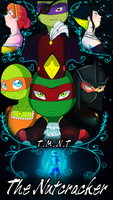 Tmnt The Nutcracker - Cover Page by CutieClovers