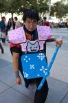Nyan Cat Knight Cosplay by Skullflame