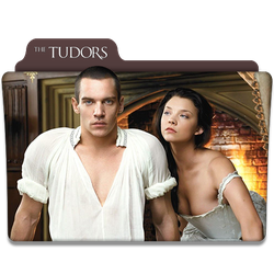 The Tudors : TV Series Folder Icon v2 by DYIDDO