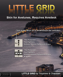 Little Grid for Avetunes by Troyenne
