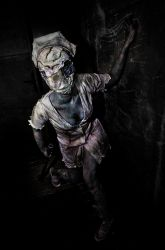 Silent Hill Nurse by phoelixde
