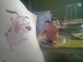 Courage the cowardly dog 3 by ClayBender