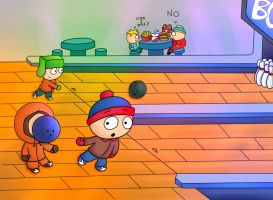 SP bowling by Drawn-Mario