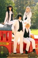 Pandora Hearts: Playground by Ansuchi