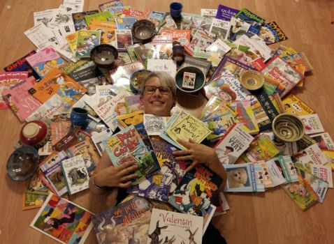 GoFundMe for Leanne Franson to Clallam Bay Comicon by DonnaBarr