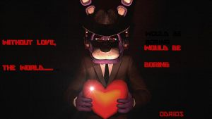 World of love by Odrios