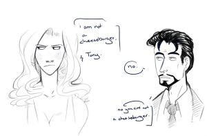 iron man - no you are not by spoonybards