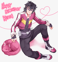 HBD Keith by PRllNCE