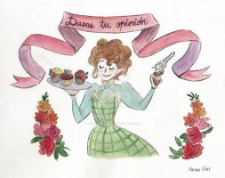 Cupcakes of the death by MaripazVillar