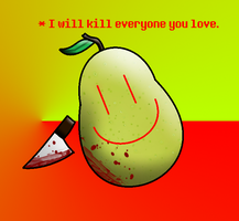 GENOCIDAL PEAR by UltimateQuick