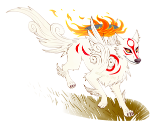 Amaterasu by JWiesner