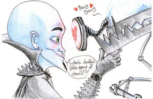 Megamind Ustream 2 by trisis