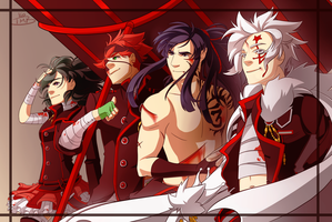 DGM: Front Line by Remnantation