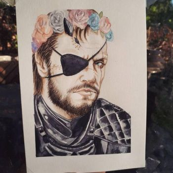 Venom Snake by candycandy362