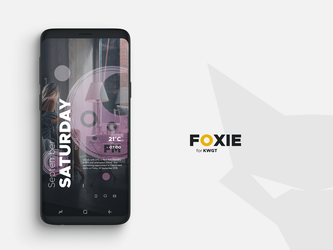 Foxie for KWGT by marcco23
