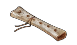 Exquisite Bone Flute by TokoTime