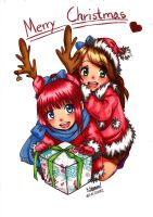 Merry Christmas*-* by JasiChan17