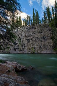 Maligne Canyon by omagnas