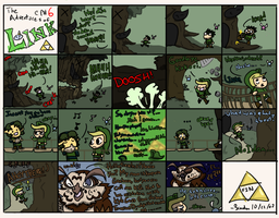 The Adventures of Link 6 by Monotypical