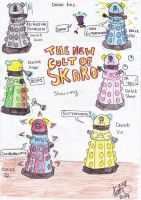 The New Cult of Skaro by Drenched-In-Cyanide