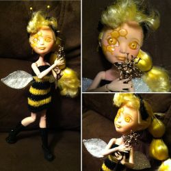 Ever After High Custom Bee by TerribleToadQueen