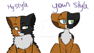 My Style Your Style Collab Meme Thing by MollyCollie