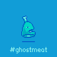 Ghost Meat by Olsonmabob