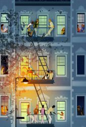New York Stories. by PascalCampion