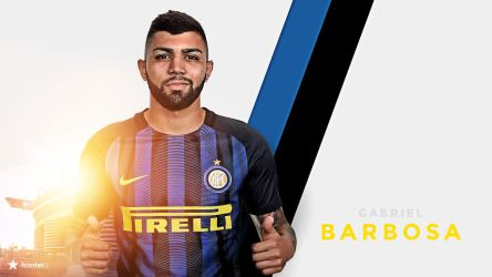 Gabriel Barbosa by Orzeu