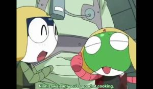 Tamama x Keroro 25 by tackytuesday